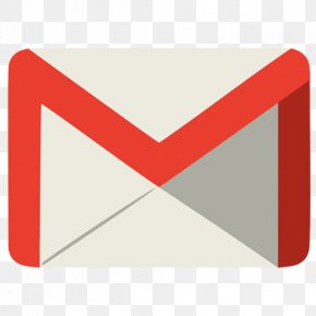 Communication Gmail - Triangle Text Brand PNG