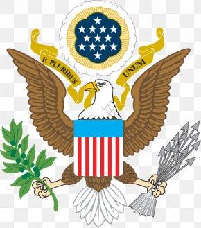 American Symbols Cliparts - United States Bald Eagle Symbol Clip Art PNG