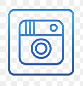 Rectangle Symbol - Camera Icon Image Icon Instagram Icon PNG