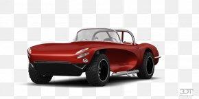 Sports Car - Sports Car Ferrari Testarossa Ferrari 348 PNG
