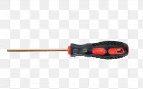 Hardware Tools - Screwdriver PNG