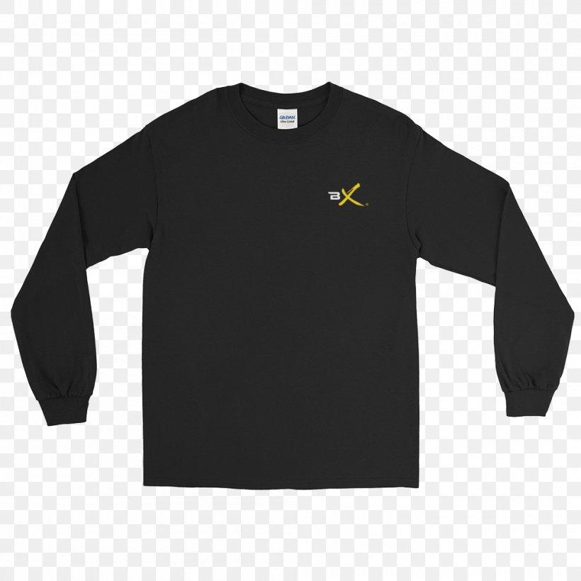 T-shirt Hoodie Crew Neck Sleeve Clothing, PNG, 1000x1000px, Tshirt, Active Shirt, Black, Bluza, Brand Download Free