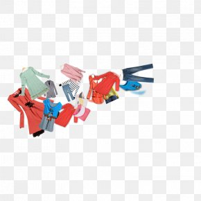 Clothes - Clothing Closet Clothes Hanger Wardrobe Pile PNG
