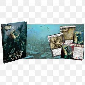 Arkham Horror The Card Game - Arkham Horror: The Card Game Eldritch Horror Fantasy Flight Games Board Game PNG