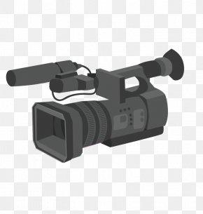 Vector Camera - Camcorder Video Camera Sony AVCHD Exmor PNG