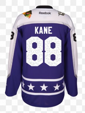All Star Jersey - Chicago Blackhawks 2017 National Hockey League All-Star Game Jersey NHL Uniform PNG