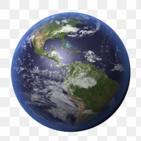 Earth - Earth3D Globe 3D Computer Graphics 3D Modeling PNG