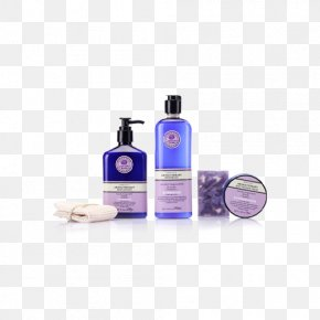 Lavender Essential Oils Body Care Three-piece - Lotion Essential Oil Lavender Sunscreen PNG