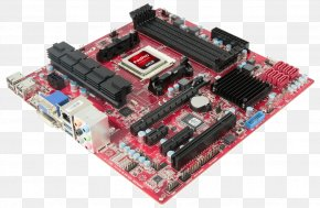 Computer - Microcontroller Graphics Cards & Video Adapters Computer Hardware Motherboard Hardware Programmer PNG