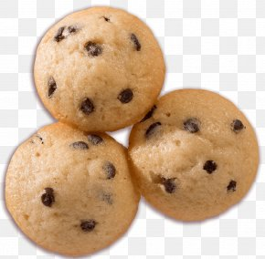 Baked Goods - Chocolate Chip Cookie Gocciole English Muffin Biscuits PNG
