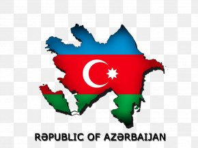 World Map - Flag Of Azerbaijan Flags Of The World World Map PNG