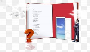 Question Mark Books - Question Mark PNG