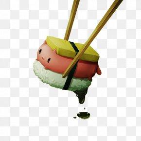 Sushi Making - Artist Snack Illustrator Illustration PNG