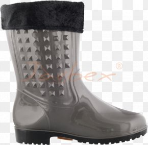 Wellington Boot - Snow Boot Shoe Fur PNG
