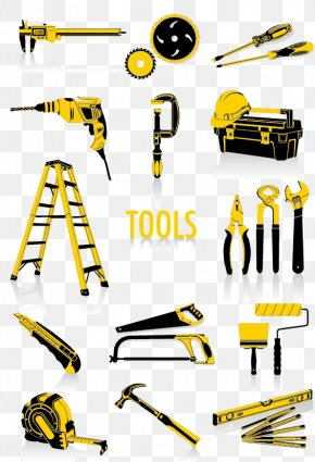 Hardware Tools Vector Icons - Tool PNG