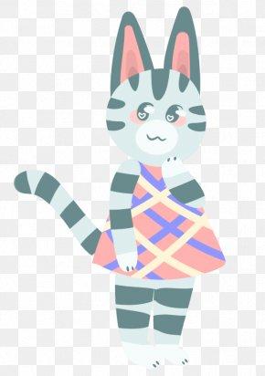 Dog - Easter Bunny Whiskers Dog Clip Art PNG