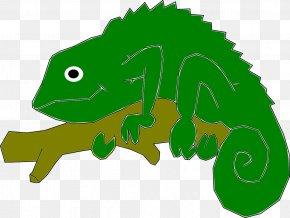 Lizard - Chameleons Lizard Reptile Clip Art PNG