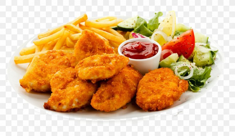 Chicken Nugget French Fries Chicken Fingers Fried Chicken Roast Chicken, PNG, 940x545px, Chicken Nugget, American Food, Appetizer, Cheese Sandwich, Chicken Download Free