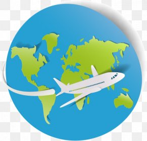 Aircraft - Airplane Flight Air Travel Clip Art PNG