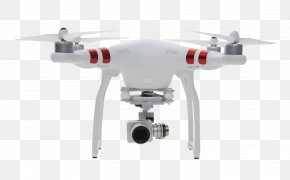 Drone - Phantom Unmanned Aerial Vehicle Quadcopter DJI Multirotor PNG