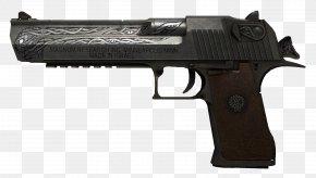 Desert Eagle - IMI Desert Eagle Magnum Research Air Gun .50 Action Express Firearm PNG