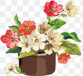 Flower Pot PNG