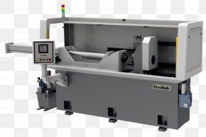 Machine - Machine Gun Barrel Rifling Tool Manufacturing PNG