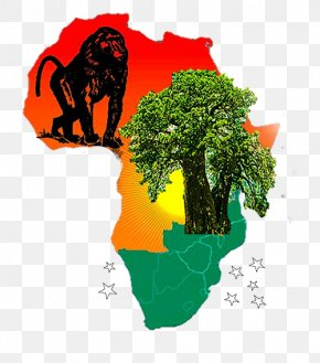 Africa Safari - Wall Decal Mural Sticker Art PNG