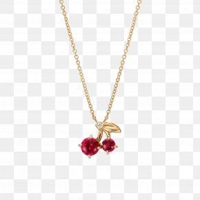 Best Seller - Ruby Necklace Jewellery Charms & Pendants Locket PNG