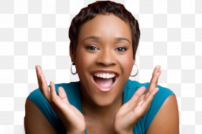 Black Woman - Woman Happiness Smile Clip Art PNG