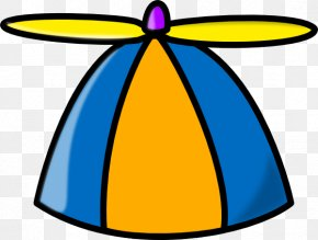 Funny Helicopter Cliparts - Airplane Beanie Hat Clip Art PNG
