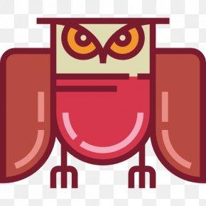 Owl - Owl Bird Icon PNG