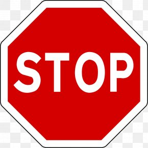 Transparent Stop Sign Background - Stop Sign Traffic Sign Yield Sign Road PNG