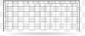Patterned Abstract Soccer Net - White Mesh Daylighting Pattern PNG