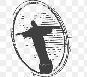Vector Cross Of Jesus Church - Church Christianity PNG
