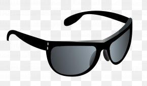 Black Sunglasses Picture - Goggles Sunglasses Clip Art PNG