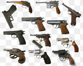 Weapon - Weapon Firearm Pistol Magazine PNG