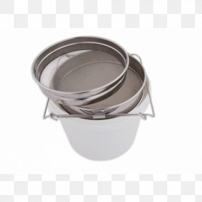 Stainless Steel Products - Beekeeping Stainless Steel Strainer PNG