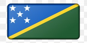 Flag - Flag Of The Solomon Islands National Flag Gallery Of Sovereign State Flags PNG