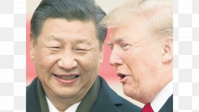 Xi Jinping - Xi Jinping Donald Trump United States President Of The People's Republic Of China PNG