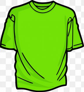 T-shirt - T-shirt Clip Art Clothing Vector Graphics PNG