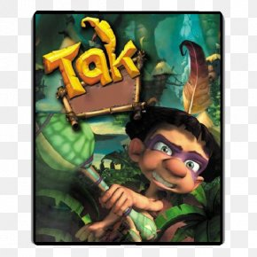 Tak And The Power Of Juju - Tak And The Power Of Juju PlayStation 2 Tak: The Great Juju Challenge GameCube Tak 2: The Staff Of Dreams PNG