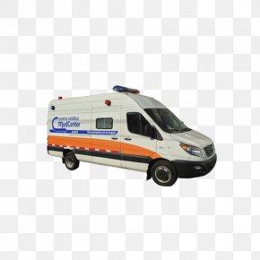Car - Van Car Commercial Vehicle Transport Ambulance PNG