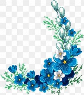 Flower - Borders And Frames Flower Wedding Invitation Clip Art PNG