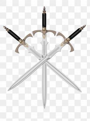 Model Sword - Sword Weapon Arma Bianca Shield PNG