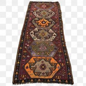 Persian - Textile Flooring Carpet Brown PNG