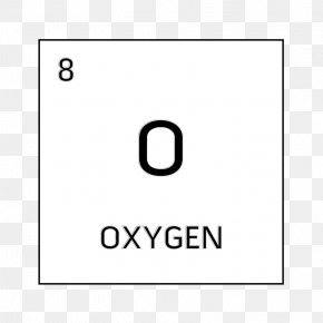 Symbol - Periodic Table Oxygen Symbol Chemical Element Chemistry PNG