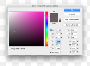 RGBA Color Space Layers Color Picker PNG