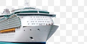Cruise Ship Photo - Royal Caribbean International Cruise Ship MS Independence Of The Seas MS Freedom Of The Seas PNG