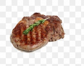 Free To Pull The Material Steak Image - Beefsteak Barbecue Chicken Roast Beef PNG